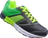 W-Liberty Walking Shoes (Grey, Green)