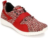 Afrojack spirit 95 Sneakers (Red)