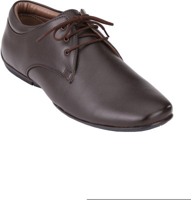 Footstamp Vatican Classic Lace Up Shoes