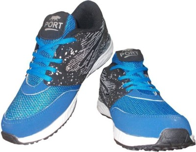 Port Blue Impact 170 Running Shoes(Blue)