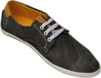 Adjoin Steps Durby-01 Casual Shoes(Black)