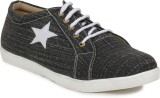 Metrogue Casual Shoes Canvas Shoes (Blac...