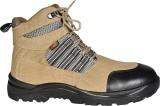Allen Cooper 9006 Safety Boots (Brown)