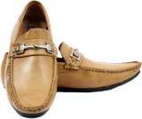 Skoene Loafers (Beige)