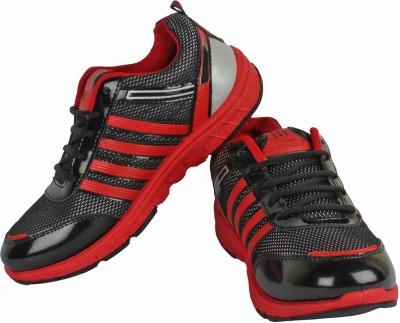 Earton Black-261 Running Shoes