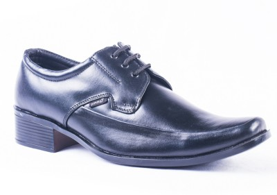 Tanny Shoes Black Formal Lace Up Shoes