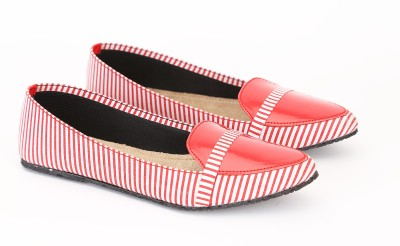 Fashion Chor Red Striped Bellies