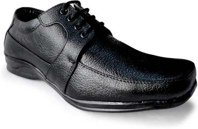 Rock Land Geniune Leather Lace Up Shoes