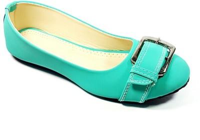 Aavisac Bellies Shoe for women (Green)