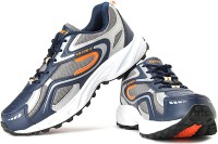 Sparx Running Shoes(Grey, Navy, Silver)