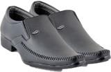Foot n Style FS319 Slip On Shoes (Black)