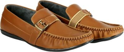 Funkd Buckle Loafers