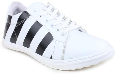 jynx black N white Sneakers
