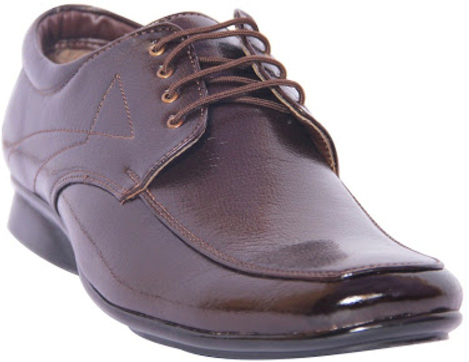 Leather Chief Lace Up(Brown)