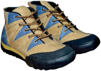 Trackland Guys Low Ankle Boots