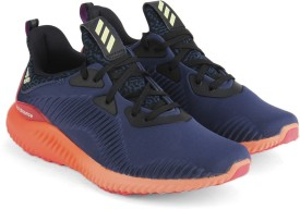Adidas ALPHABOUNCE W Running Shoes(Navy)