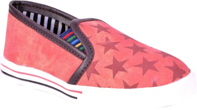 Style Foot Canvas Shoes