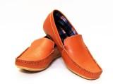 Daleun DA1004 Loafers (Tan)