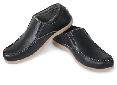 Windus Black Loafers