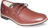 Sapatos Brown Genuine Leather stylish Co...