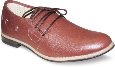Sapatos Brown Genuine Leather stylish Corporate Casuals