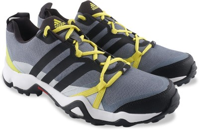 Adidas ROGAIN Outdoor Shoes(Black, Grey)