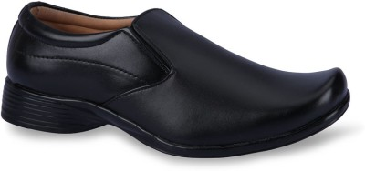 Force Hill 90014 BLACK Slip On Shoes