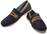 FUNK Brone Loafers (Blue)