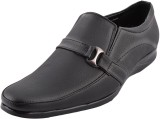 Hot Man Slip On Shoes (Black)