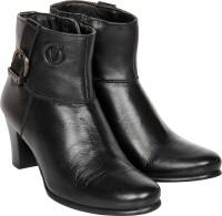 Venus Steps VS-3878 Boots(Black)