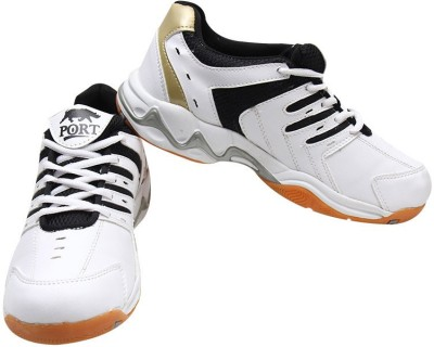 Port Football Shoes(White)