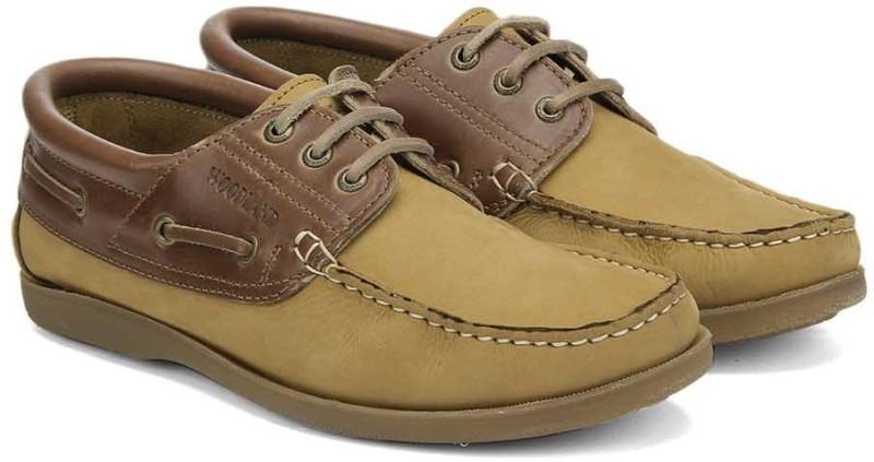 Woodland Boat Shoes SHOEZU9HMHAMNNU3