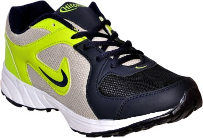 Hitcolus L.Grey & P.Green & N.blue Running Shoes, Walking Shoes