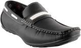 Smart Wood 202 BLK Loafers (Black)
