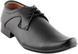Smart Wood 2503 Blk Formal Shoe (Black)