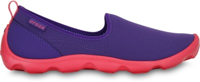 Crocs Casual Shoes(Purple, Red)