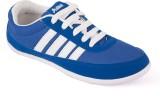 Asian Shoes Amaze Casual Shoes (Blue, Wh...