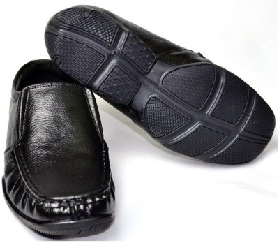 Senso Vegetarian Shoes Mens Black Comfort Formal Slip On