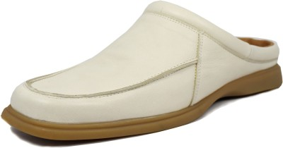Canthari Indian Mules Slip On