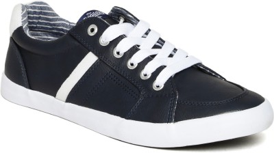 Roadster Sneakers(Navy) at flipkart