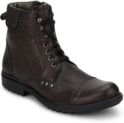 Delize T-002 -OLIVE Boots