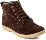 Rosso Italiano Boots, Casuals (Brown)