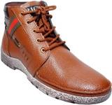Rich Wood Ducus Boots (Tan)
