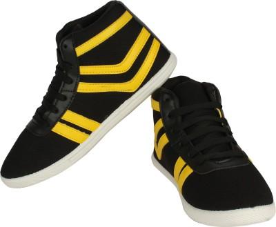Earton Black-238 Sneakers