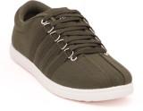 Asian Shoes RU162 Casual Shoes (Green)