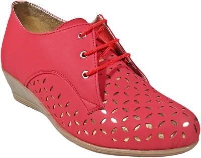 Chelsea Women Red Sneakers