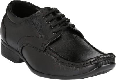 LeatherKraft Genuine Formal Lace Up Shoes