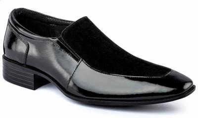 Nudo Black Patent Party Wear Shoes