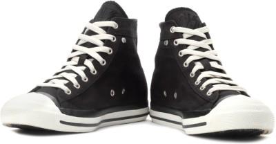 Diesel Magnete Exposure Men Sneakers(Black)