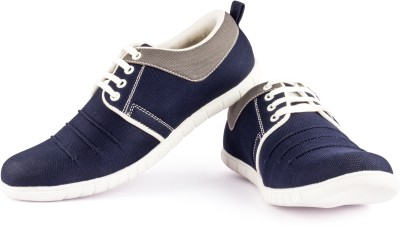 Kohinoor Stylish Blue Casual Shoes